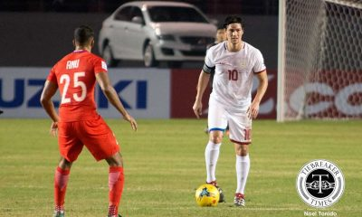 Tiebreaker Times Younghusband, Palami see urgency in Azkals duel with Indonesia 2016 AFF Suzuki Cup (Philippines) Football News Philippine Azkals  Phil Younghusband Dan Palami