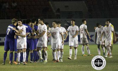 Tiebreaker Times Disappointment lingers for the Azkals after Suzuki Cup debacle 2016 AFF Suzuki Cup (Philippines) Football News Philippine Azkals  Stephan Schrock Roland Muller