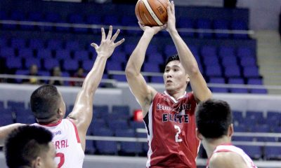 Tiebreaker Times Belo stars in rookie debut, leads Blackwater past Phoenix Basketball News PBA  Simon Enciso Phoenix Fuel Masters Mac Belo Leo Isaac JC Intal Gelo Alolino Denok Miranda Blackwater Elite Art dela Cruz Ariel Vanguardia 2016-17 PBA All Filipino Conference