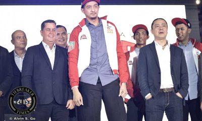 Tiebreaker Times De Guzman's unusual route to Ginebra Basketball News PBA  PBA Season 42 Jericho de Guzman Barangay Ginebra San Miguel 2016 PBA Draft