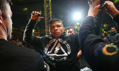 Tiebreaker Times Fernandes ready to thrill Manila once more Mixed Martial Arts News ONE Championship  ONE: Age of Domination Bibiano Fernandes