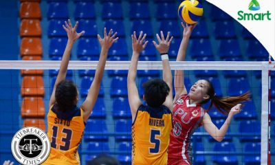 Tiebreaker Times Lady Pirates disarm Lady Bombers for second win JRU LPU NCAA News Volleyball  Shola Alvarez Pauline Orros NCAA Season 92 Women's Volleyball NCAA Season 92 Mia Tiosejo Lyceum Women's Volleyball La Rainne Fabay Karen Montojo JRU Women's Volleyball Emil Lontoc Cyrielle Carramanzana Cherry Genova Cheril Sindayan