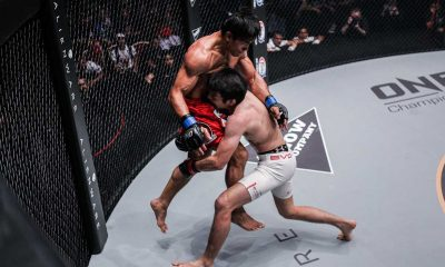 Tiebreaker Times Eduard Folayang expects tougher challenge from Shinya Aoki Mixed Martial Arts News ONE Championship  ONE: A New Era Eduard Folayang