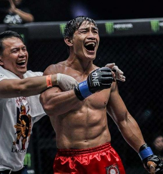 Tiebreaker Times Eduard Folayang hopes to regain throne a day after 35th birthday Mixed Martial Arts News ONE Championship  Team Lakay ONE: Conquest of Champions Eduard Folayang