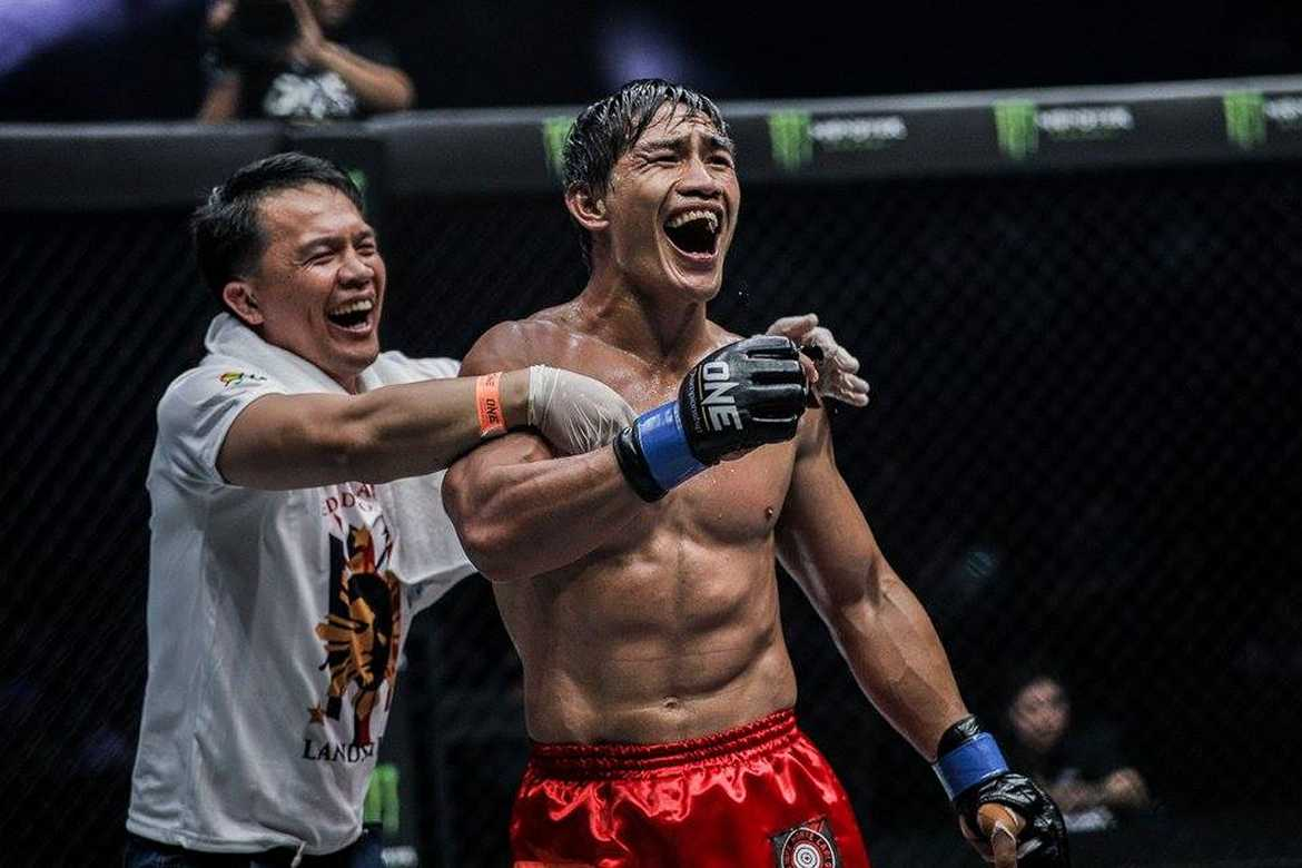 ONE-Defending-Honor-Mark-Sangiao-x-Eduard-Folayang Eduard Folayang would love to test 'young lion' Christian Lee Mixed Martial Arts News ONE Championship  - philippine sports news