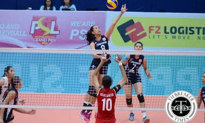 Tiebreaker Times Petron turn up the heat on skidding Cignal News PSL Volleyball  Stephanie Niemer Petron Tri-activ Spikers Jen Reyes Janine Marciano Cignal HD Spikers Ces Molina April Hingpit Aiza Maizo-Pontillas 2016 PSL Season 2016 PSL Grand Prix
