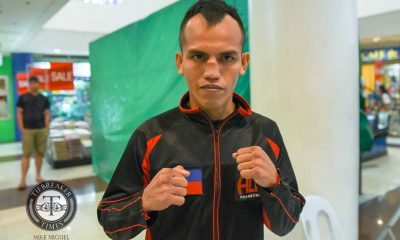 Tiebreaker Times Melindo aims to finally turn past setbacks into gold Boxing News  Pinoy Pride 39 Milan Melindo Michael Aldeguer