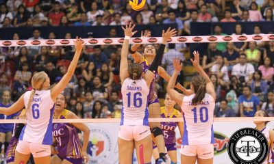 Tiebreaker Times BOC keeping a positive outlook: 'Hanggang may Alyssa, may pag-asa' News PVL Volleyball  Sherwin Meneses Bureau of Customs Transformers Alyssa Valdez 2016 SVL Season 2016 SVL Reinforced Conference
