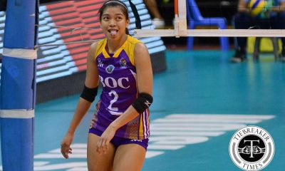 Tiebreaker Times Valdez relieved to finally get one against Bali Pure, braces for Game Three News PVL Volleyball  Bureau of Customs Transformers Alyssa Valdez 2016 SVL Season 2016 SVL Reinforced Conference