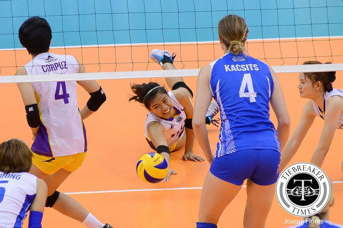 Tiebreaker Times Valdez on Finals loss: 'The mark of an athlete is how you recover' News PVL Volleyball  Bureau of Customs Transformers Alyssa Valdez 2016 SVL Season 2016 SVL Reinforced Conference