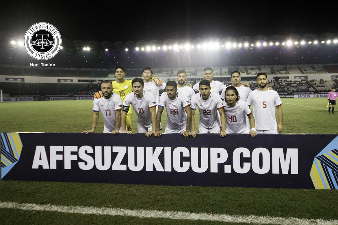 Azkals in AFF Suzuki Cup Group of Death