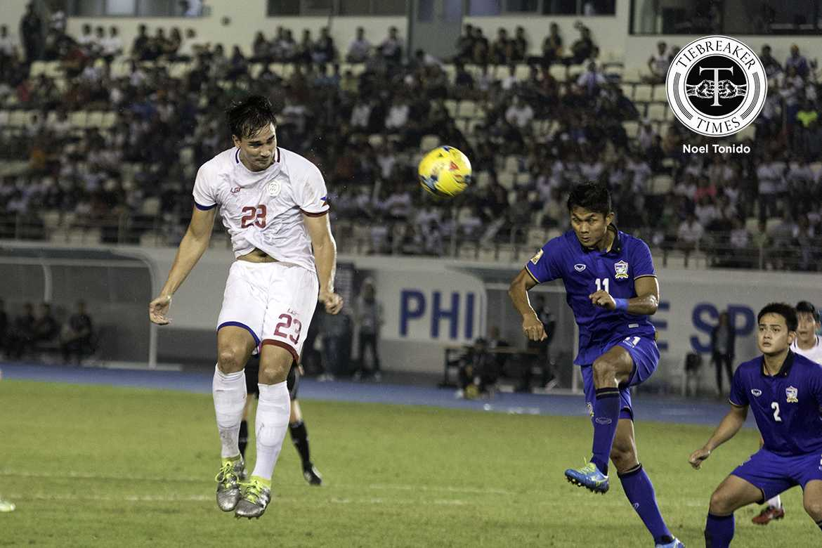 SuzukiCup_Azkals-Thailand_JamesYounghusband What's next for the Younghusband brothers? Football News Philippine Azkals  - philippine sports news