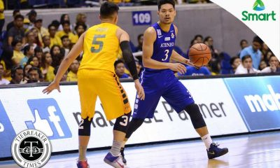 Tiebreaker Times Adrian Wong tears ACL; Blue Eagles remain optimistic for Season 80 return ADMU Basketball News UAAP  UAAP Season 79 Men's Basketball UAAP Season 79 Ateneo Men's Basketball Adrian Wong