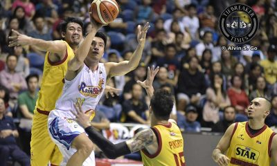 Tiebreaker Times James Yap at a loss for words after another loss to Star Basketball News PBA  Star Hotshots PBA Season 42 James Yap 2017 PBA Commissioners Cup