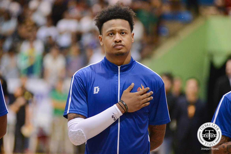 Tiebreaker Times Parks Jr. lights it up in homecoming ABL Alab Pilipinas Basketball News  Bobby Ray Parks Jr. 2016 ABL Season