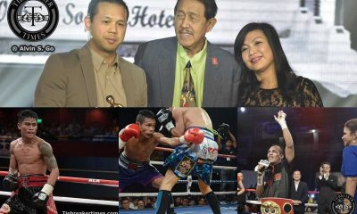 Tiebreaker Times ALA Boxing head eyes big fights for Nietes and Co. Boxing News  Milan Melindo Mark Magsayo KJ Cataraja Jeo Santisima Jason Pagara Donnie Nietes Arthur Villanueva ALA Boxing Promotions