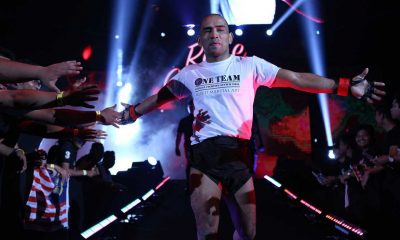 Tiebreaker Times Catalan looks to notch first winning streak Mixed Martial Arts News ONE Championship  Rene Catalan ONE: Quest for Power