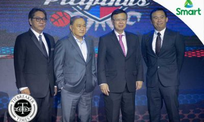 Tiebreaker Times MVP, SMART Sports pledge full support to Chooks-to-Go Pilipinas Basketball News  Ronald Mascarinas Manny V. Pangilinan Chooks-to-Go Pilipinas Chooks-to-Go 2017 FIBA Asia Champions Cup