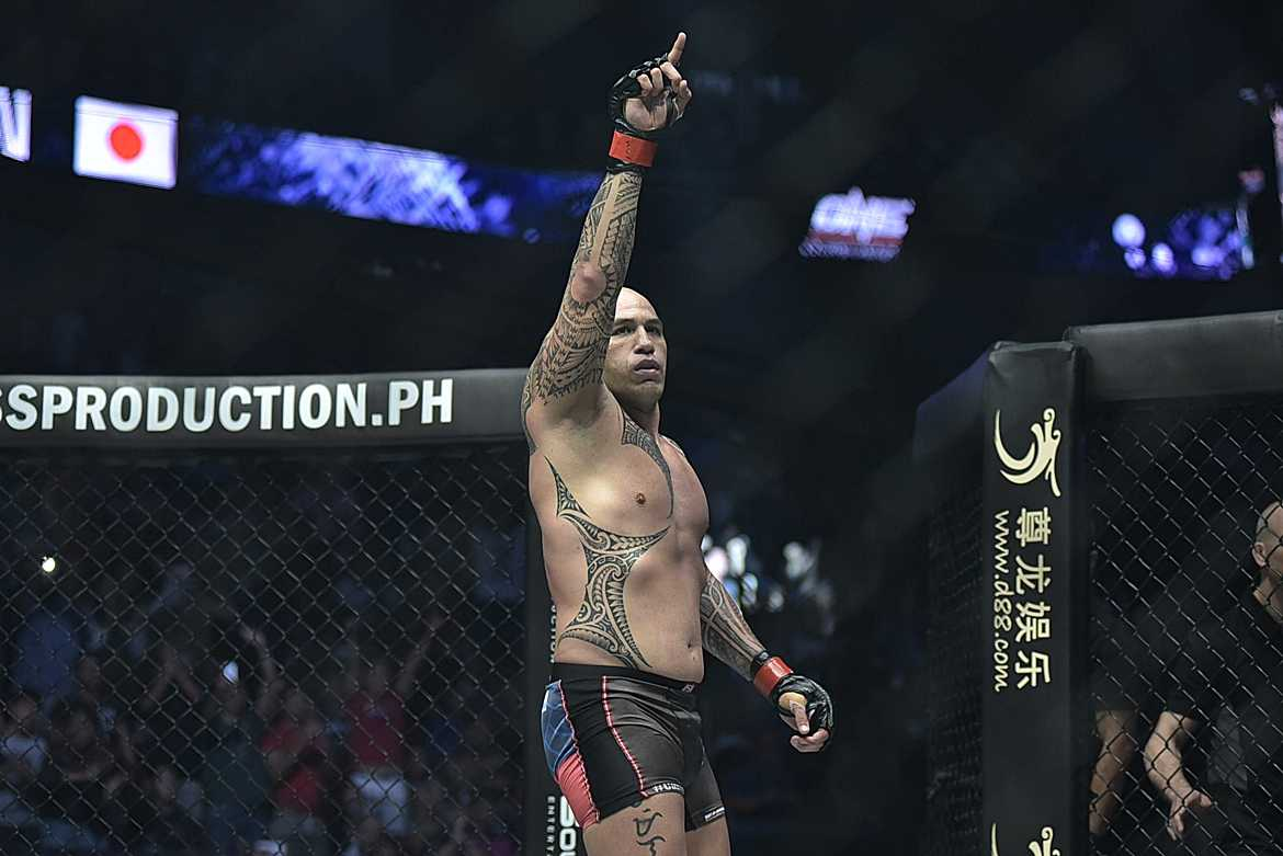 Philippine Sports News - Tiebreaker Times ONE Championship to hold four events in Manila Mixed Martial Arts News ONE Championship  Eduard Folayang Chatri Sityodtong Brandon Vera