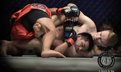 Tiebreaker Times Facing Moraes, Akhmetov made Geje Eustaquio ready for Tauru rematch Mixed Martial Arts News ONE Championship  Toni Tauru Team Lakay ONE: Masters of Fate Geje Eustaquio