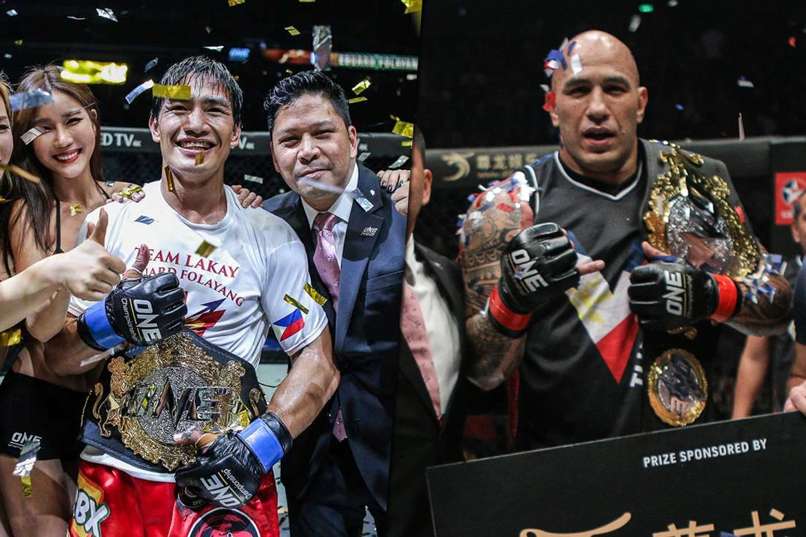Tiebreaker Times Is Conquest of Champions the best Philippine card ever? Mixed Martial Arts News ONE Championship  ONE: Conquest of Champions Mauro Cerilli Edward Folayang Brandon Vera Amir Khan