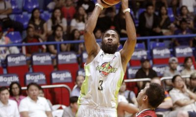 Tiebreaker Times Pringle laments 'first-ever' ejection Basketball News PBA  Stanley Pringle PBA Season 42 Globalport Batang Pier 2016-17 PBA All Filipino Conference