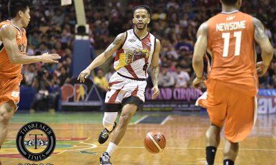 Tiebreaker Times Beermen have yet to reach peak says Chris Ross Basketball News PBA  San Miguel Beermen PBA Season 42 Chris Ross 2016-17 PBA All Filipino Conference