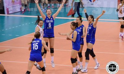 Tiebreaker Times Usher leaves beloved Philippines with a championship News PSL Volleyball  Foton Tornadoes Ariel Usher 2016 PSL Season 2016 PSL Grand Prix
