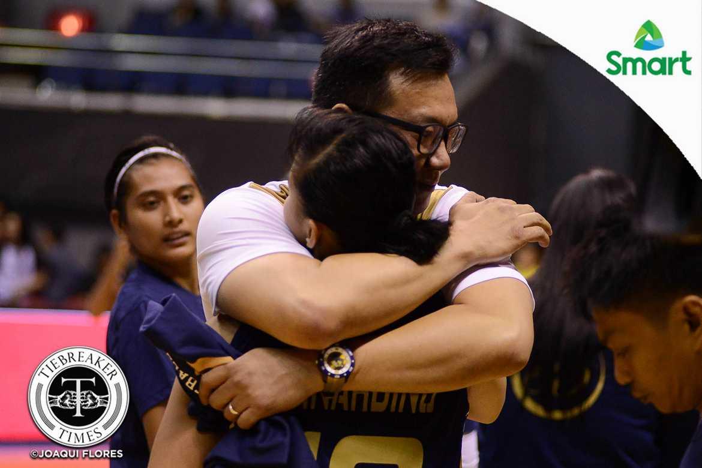 Tiebreaker Times Pat Aquino is more than a coach for Bernardino, Animam Basketball News NU  Patrick Aquino NU Women's Basketball Jack Animam Afril Bernardino