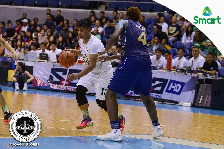 UAAP-79-NU-vs.-DLSU-Penaranda-1513 Peñaranda looks to show that girls got game as well with Pacific Water Basketball NBL News  - philippine sports news