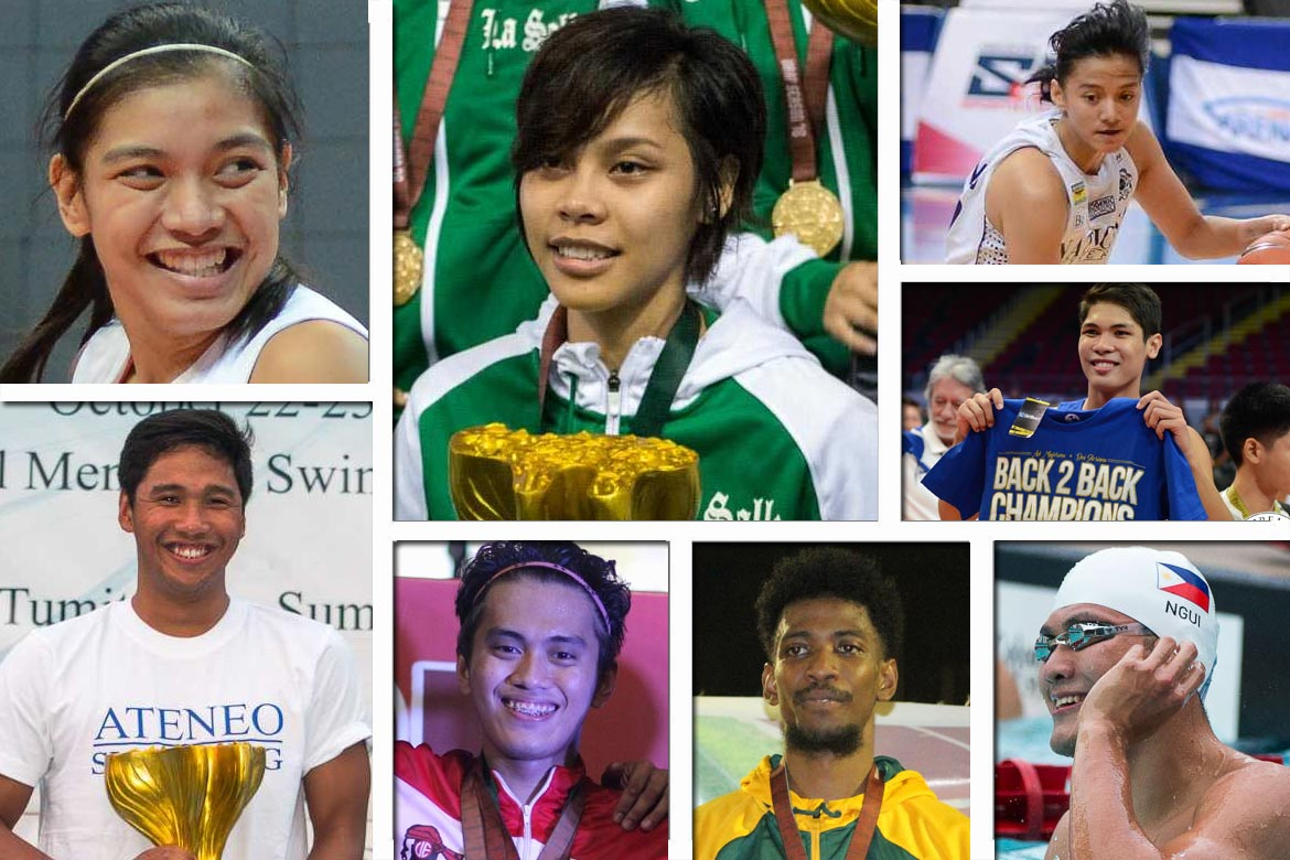 Philippine Sports News - Tiebreaker Times UAAP to honor student-athletes who have represented the country ADMU Basketball DLSU Fencing FEU News NU Swimming Table Tennis Track & Field UAAP UE UP UST Volleyball  UST Women's Track and Field UST Women's Fencing UP Women's Swimming UE Men's Fencing UAAP Season 79 MVP UAAP Season 79 Jessie Lacuna Ian Lariba FEU Women's Fencing FEU Men's Track and Field DLSU Women's Table Tennis DLSU Men's Table Tennis DLSU Men's Fencing Ateneo Women's Volleyball Ateneo Women's Swimming Ateneo Men's Volleyball Ateneo Men's Swimming Ateneo Men's Fencing