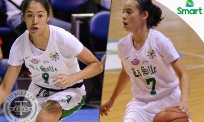 Tiebreaker Times Castillo, Revillosa look to sustain momentum heading into Finals Basketball DLSU News UAAP  UAAP Season 79 Women's Basketball UAAP Season 79 Khate Castillo DLSU Women's Basketball Bennette Revillosa