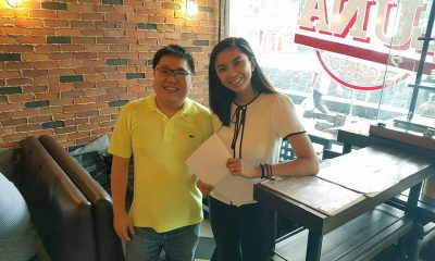Tiebreaker Times Cainglet-Cayetano signs with Pocari Sweat News PVL Volleyball  Pocari Sweat Lady Warriors Fille Cainglet-Cayetano 2017 SVL Season