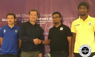 Tiebreaker Times Global, Tampines gear up for AFC Champions League clash Football News PFL  Tampines Rovers Misagh Bahadoran Imai Toshiaki Global FC Akbar Nawas 2017 AFC Champions League