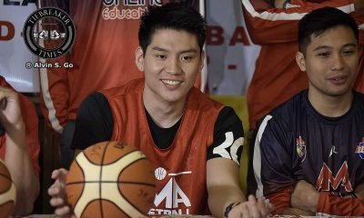 Tiebreaker Times Jeron Teng officially signs with AMA Titans Basketball News PBA D-League  Jeron Teng AMA Online Education Titans 2017 PBA D-League Season 2017 PBA D-League Aspirants Cup