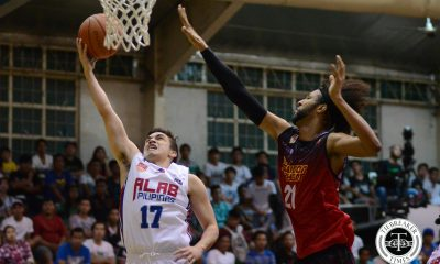 Tiebreaker Times Alab blasts Kaohsiung, enters semis with two-game streak ABL Alab Pilipinas Basketball News  Sampson Carter Raymar Jose Mac Cuan Lawrence Domingo Kaohsiung Truth Jens Knuttel James Hughes Bobby Ray Parks Jr. Achie Inigo 2016 ABL Season