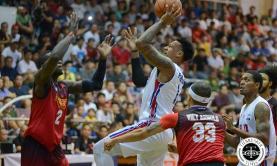 Tiebreaker Times Saigon Heat stuns Alab Pilipinas in Davao ABL Basketball News  Sampson Carter Saigon Heat Moses Morgan Lenny Daniel David Arnold Bobby Ray Parks Jr. 2016 ABL Season