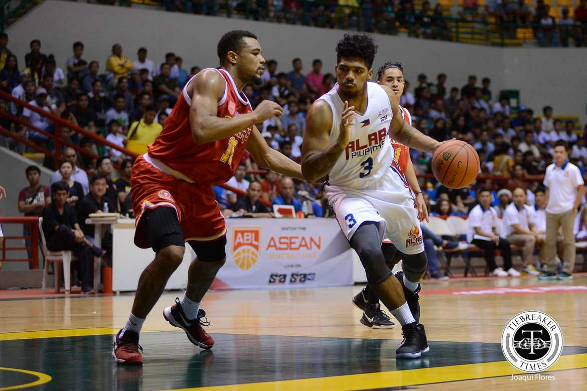 Philippine Sports News - Tiebreaker Times Alab absorbs third straight loss after 22-point defeat to Eastern Long Lions ABL Alab Pilipinas Basketball News  Tyler Lamb Robby Celiz Marcus Elliott Mac Cuan Lawrence Domingo Josh Boone James Hughes Hong Kong Eastern Lions 2016 ABL Season