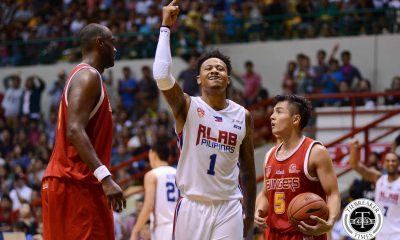 Tiebreaker Times Parks Jr. crowned as ABL Local MVP ABL Alab Pilipinas Basketball News  Bobby Ray Parks Jr. 2016 ABL Season