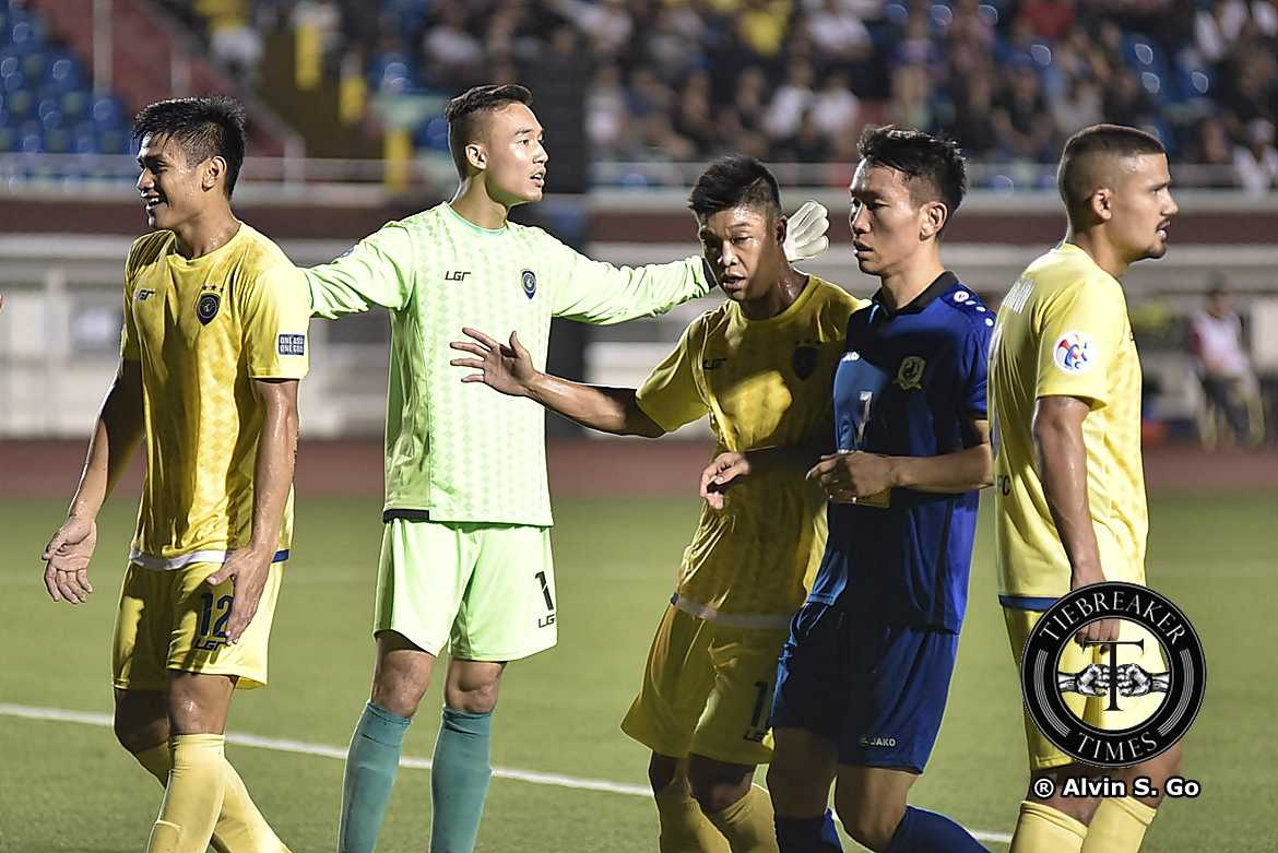 Philippine Sports News - Tiebreaker Times It's all about points, not vengeance for suffering Global-Cebu AFC Cup Football News  Patrick Deyto Marjo Allado Global-Cebu FC 2018 AFC Cup Group G 2018 AFC Cup