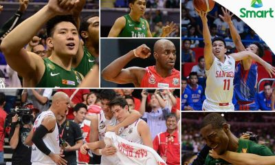 Tiebreaker Times Who will be this year's SMART Collegiate Player of the Year? Basketball DLSU NCAA News SBC UAAP  UAAP Season 79 Men's Basketball UAAP Season 79 San Beda Seniors Basketball NCAA Season 92 Seniors Basketball NCAA Season 92 DLSU Men's Basketball Collegiate Basketball Awards