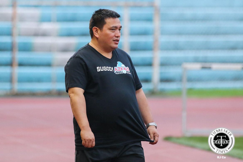 Tiebreaker Times Azkals manager emphasizes preparation ahead of Asian Cup qualifiers Football News Philippine Azkals  Dan Palami 2019 AFC Asian Cup