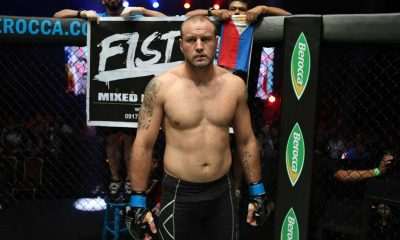 Tiebreaker Times Igor Subora feels privileged to represent Philippines Mixed Martial Arts News ONE Championship  ONE: Quest for Power Igor Subora