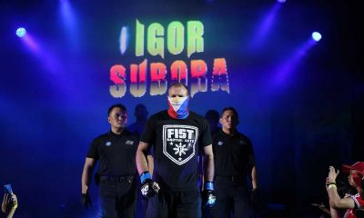 Tiebreaker Times Igor Subora drops to 205, looks to get back on track Mixed Martial Arts News ONE Championship  Sherif Mohamed ONE: Quest for Power Igor Subora