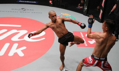 Tiebreaker Times Rene Catalan expects big reward if he wins over Matheis Mixed Martial Arts News ONE Championship  Rene Catalan ONE: Quest for Power