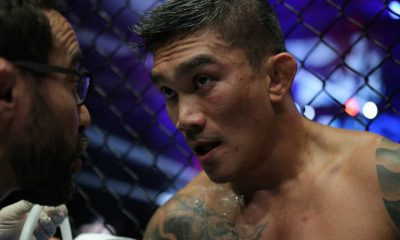 Tiebreaker Times Vaughn Donayre in a must-win situation against Indonesian opponent Mixed Martial Arts News ONE Championship  Vaughn Donayre ONE: Quest for Power