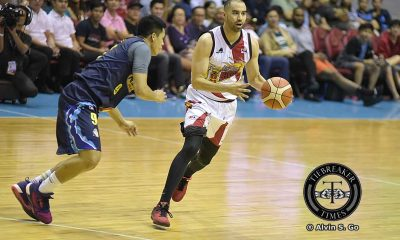 Tiebreaker Times Meralco picks up Chris Lutz Basketball News PBA  PBA Season 42 Meralco Bolts Chris Lutz 2016-17 PBA All Filipino Conference