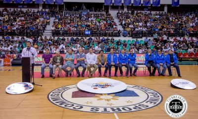 Tiebreaker Times Chot Reyes not taking SEABA tourney lightly Basketball Gilas Pilipinas News PBA  Chot Reyes 2017 SEABA Championship