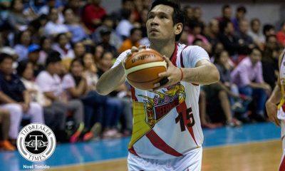 Tiebreaker Times Fajardo expected tough Ginebra coverage Basketball News PBA  San Miguel Beermen PBA Season 42 June Mar Fajardo 2016-17 PBA All Filipino Conference