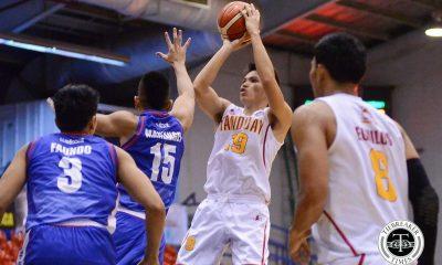 Tiebreaker Times Bong Quinto looks to develop maturity in Tanduay stint Basketball CSJL News PBA D-League  Tanduay Rhum Masters Bong Quinto 2017 PBA D-League Season 2017 PBA D-League Aspirants Cup